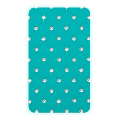 Turquoise Diamond Bling Card Reader (rectangle) by artattack4all