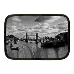 River Thames Waterfall 10  Netbook Case by Londonimages