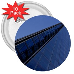 The Shard London 10 Pack Large Button (round) by Londonimages