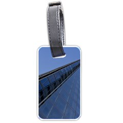 The Shard London Single Sided Luggage Tag by Londonimages