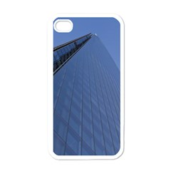 The Shard London White Apple Iphone 4 Case by Londonimages
