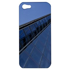 The Shard London Apple Iphone 5 Hardshell Case by Londonimages