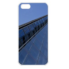 The Shard London Apple Iphone 5 Seamless Case (white) by Londonimages