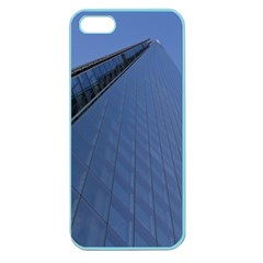 The Shard London Apple Seamless Iphone 5 Case (color) by Londonimages