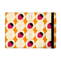 Cake Top Orange Apple Ipad Mini Flip Case