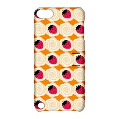 Cake Top Orange Apple Ipod Touch 5 Hardshell Case With Stand by strawberrymilk