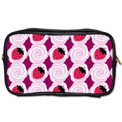 Cake Top Grape Toiletries Bag (one Side) by strawberrymilk