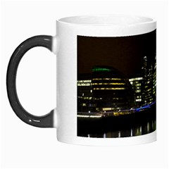 The Shard And Southbank London Morph Mug by Londonimages
