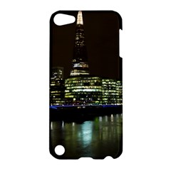 The Shard And Southbank London Apple Ipod Touch 5 Hardshell Case by Londonimages