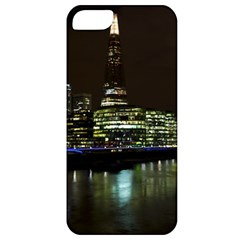 The Shard And Southbank London Apple Iphone 5 Classic Hardshell Case by Londonimages