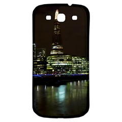 The Shard And Southbank London Samsung Galaxy S3 S Iii Classic Hardshell Back Case by Londonimages
