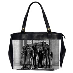 Vintage France Paris  Invalides Marshal Foch Tomb 1970 Twin Sided Oversized Handbag by Vintagephotos