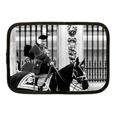 Vintage Uk England  Queen Elizabeth 2 Buckingham Palace 10  Netbook Case by Vintagephotos