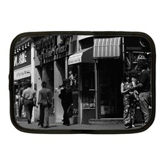 Vintage Uk England London Shops Carnaby Street 1970 10  Netbook Case by Vintagephotos