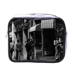 Vintage Uk England London Shops Carnaby Street 1970 Single Sided Cosmetic Case by Vintagephotos