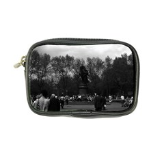 Vintage Usa Washington Park 1970 Ultra Compact Camera Case by Vintagephotos