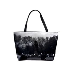 Vintage Usa Washington Park 1970 Large Shoulder Bag by Vintagephotos