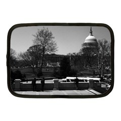 Vintage Usa Washington The Capitol 1970 10  Netbook Case by Vintagephotos