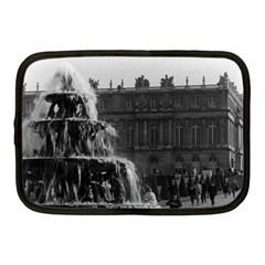 Vintage France Palace Of Versailles Pyramid Fountain 10  Netbook Case by Vintagephotos