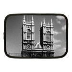 Vintage UK England London Westminster Abbey 1970 10  Netbook Case Front