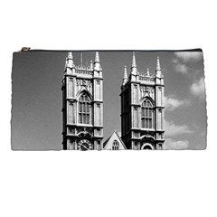 Vintage Uk England London Westminster Abbey 1970 Pencil Case by Vintagephotos