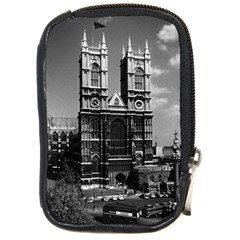Vintage Uk England London Westminster Abbey 1970 Digital Camera Case by Vintagephotos