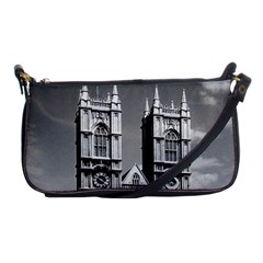 Vintage Uk England London Westminster Abbey 1970 Evening Bag by Vintagephotos