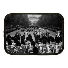 Vintage Uk England The Guards Returning Along The Mall 10  Netbook Case by Vintagephotos