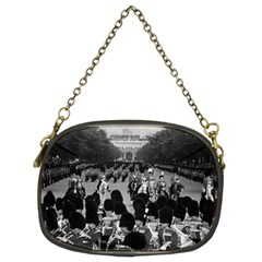 Vintage Uk England The Guards Returning Along The Mall Twin Sided Evening Purse