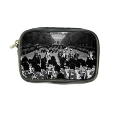 Vintage Uk England The Guards Returning Along The Mall Ultra Compact Camera Case by Vintagephotos