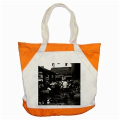 Vintage China Changsha Market 1970 Snap Tote Bag by Vintagephotos
