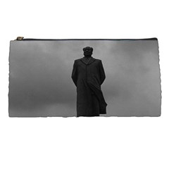 Vintage China Changsha Mao Tse Tung Statue 1970 Pencil Case by Vintagephotos