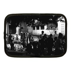 Vintage China Yangshuo Market 1970 10  Netbook Case by Vintagephotos