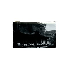 Vintage China Shanghai Yuyuan Garen Dianchun Hall 1970 Small Makeup Purse by Vintagephotos