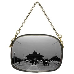 Vintage China Pekin Forbidden City Gate 1970 Single Sided Evening Purse by Vintagephotos