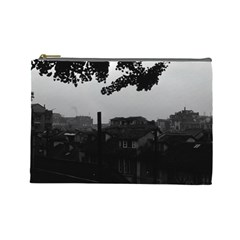 Vintage China Shanghai City 1970 Large Makeup Purse by Vintagephotos