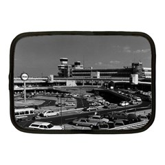 Vintage Germany Berlin The Tegel Airport 1970 10  Netbook Case by Vintagephotos