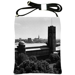 Vintage Germany Munich Deutsch Museum 1970 Cross Shoulder Sling Bag by Vintagephotos