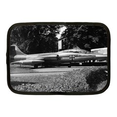 Vintage Germany Munich Deutsch Museum Starfighter 1970 10  Netbook Case by Vintagephotos