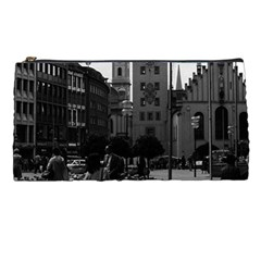 Vintage Germany Munich Church Marienplatz 1970 Pencil Case