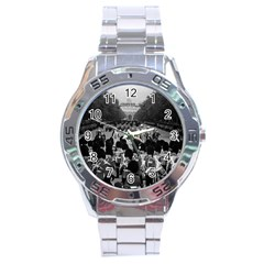 Vintage Uk England The Guards Returning Along The Mall Stainless Steel Analogue Watch (round) by Vintagephotos