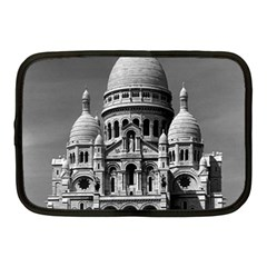 Vintage France Paris The Sacre Coeur Basilica 1970 10  Netbook Case by Vintagephotos