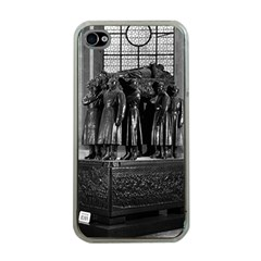 Vintage France Paris  Invalides Marshal Foch Tomb 1970 Apple Iphone 4 Case (clear) by Vintagephotos