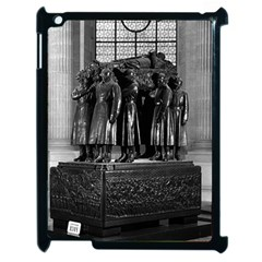 Vintage France Paris  Invalides Marshal Foch Tomb 1970 Apple Ipad 2 Case (black) by Vintagephotos