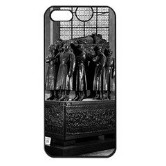 Vintage France Paris  Invalides Marshal Foch Tomb 1970 Apple Iphone 5 Seamless Case (black) by Vintagephotos