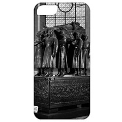 Vintage France Paris  Invalides Marshal Foch Tomb 1970 Apple Iphone 5 Classic Hardshell Case by Vintagephotos