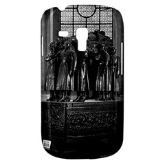 Vintage France Paris  Invalides Marshal Foch Tomb 1970 Samsung Galaxy S3 Mini I8190 Hardshell Case by Vintagephotos