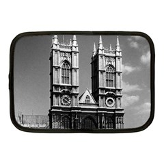 Vintage Uk England London Westminster Abbey 1970 10  Netbook Case by Vintagephotos