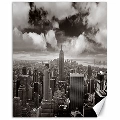 New York, Usa 16  X 20  Unframed Canvas Print by artposters