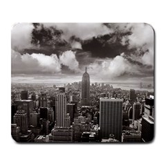 New York, Usa Large Mouse Pad (rectangle)